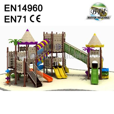 New Playground Amusement Equipment