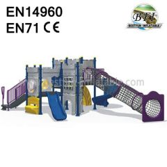 Amusement Park Bouncer For Kids