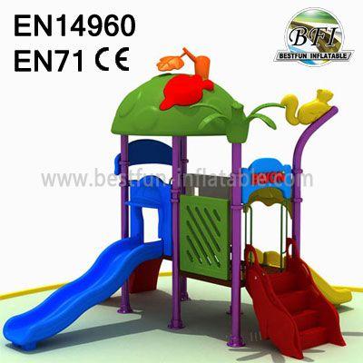 Amusement Park Equipment Slide