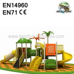 Residential Indoor Playground Equipment