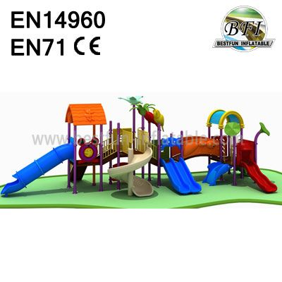 Cheap Amusement Park Castle