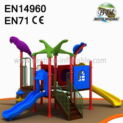 Outdoor Playground Climbing Toys
