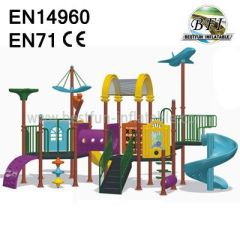 Amusement Equipment China Manufacturer