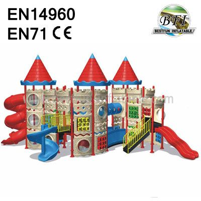 Large Amusement Equipment For School