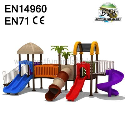 Playground Equipment For Restaurants