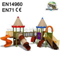 Outdoor Amusement Park Equipment