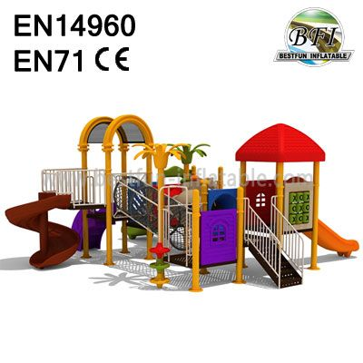 New Amusement Park Equipment