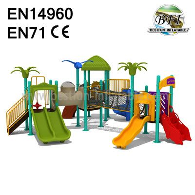 Playground Equipment For Elderly
