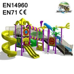 Fun Amusement Park For Home