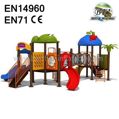 Stainless Steel Playground Equipments