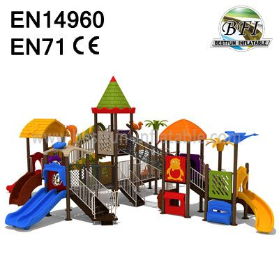 Playground Equipment Rocking Game