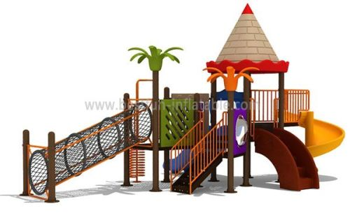 2013 New Design Plastic Amusement Park