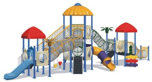 Children Outdoor Playground Facilities
