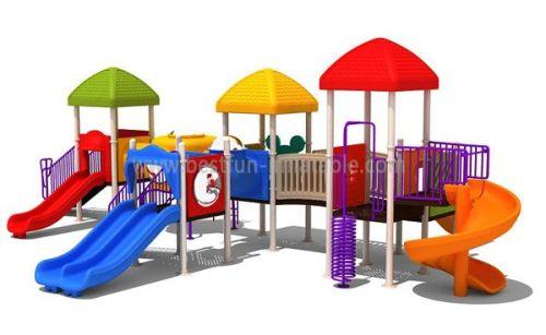 Children Playground Merry Go Round