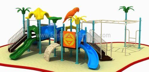 Children Playground Rubber Mat