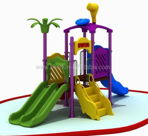 Commercial Lldpe Outdoor Playground