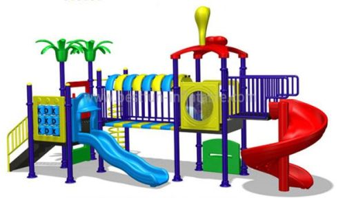 Commercial Playground Equipment For Kids