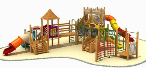 Durable Outdoor Children Playground Equipment