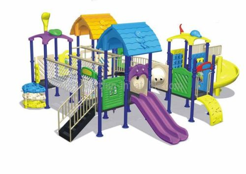 Eco Friendly Playground Equipment For Kids
