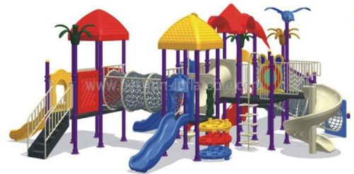 Elegant Outdoor Playground Exhibition Equipment