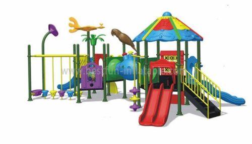 Garden Adventure Playground Equipment