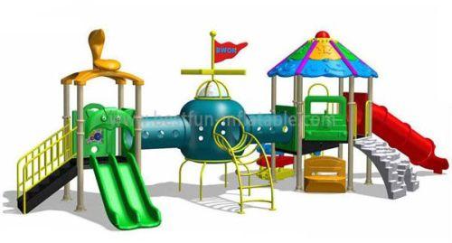 Indoor Amusement Paradise Park