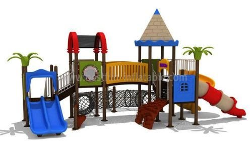 Indoor Play Equipment System