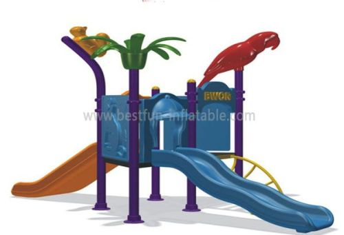 Kids Indoor Tunnel Playground
