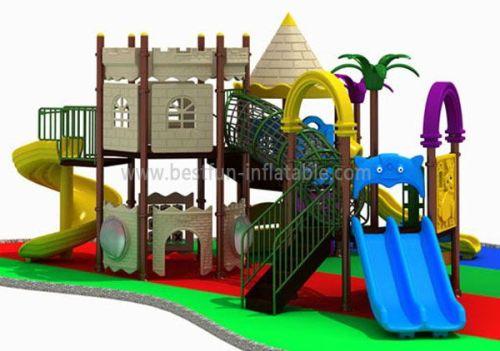 Kindergarten Kids Attraction Park Game Equipment