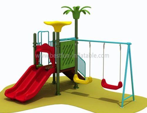Kindergarten Playground Equipment Slides