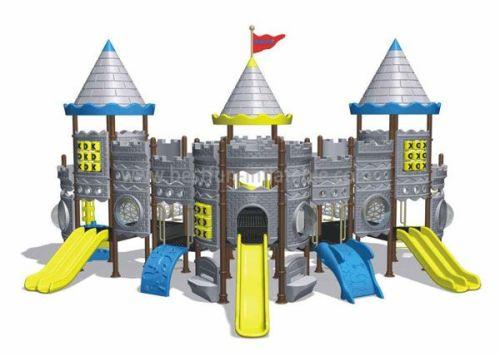 Low Price Plastic Toy Mall Playground Equipment