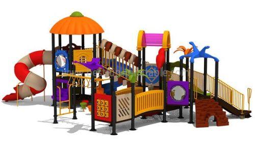 Mobile Water Amusement Park