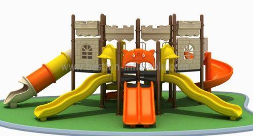 Outdoor Children Daycare Playground Equipment