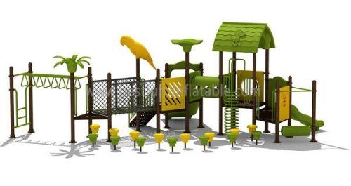 Outdoor Recreational Equipment Park