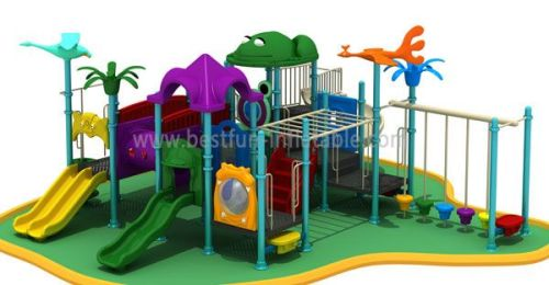 Outdoor Tuv Playground Equipment