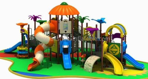 Playground Amusement Park For Kids