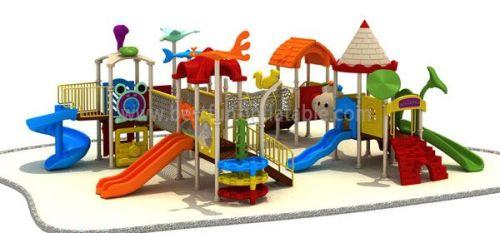 Playground Equipment China Manufacturer