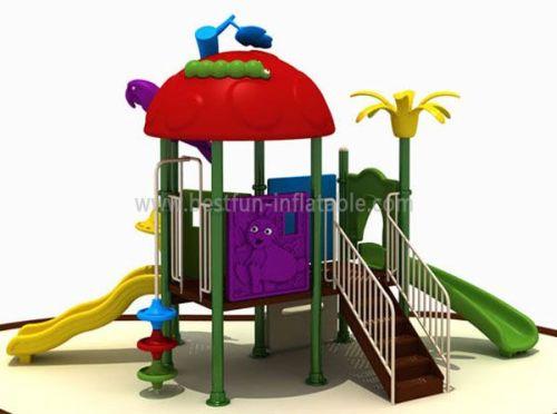 Playground Equipment Funny Slide