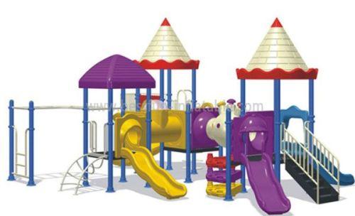 School Kids Play Structure