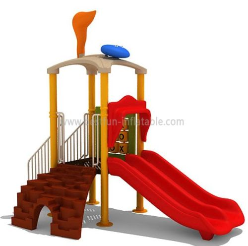 Straw House Series Preschool Playground Equipment