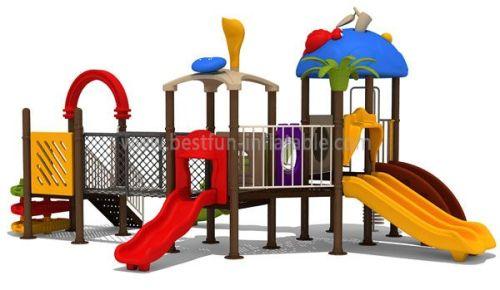 Toys Plastic Garden Slide