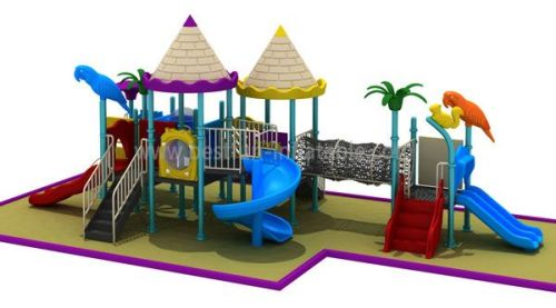 Yard Children Playground Equipment