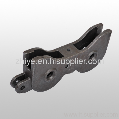railway casting for the door frame pulley