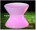 LED stool PE Luminous furniture