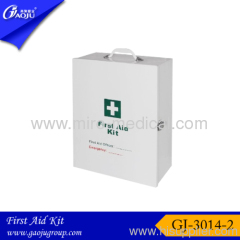 Metal material first aid kit wall mount