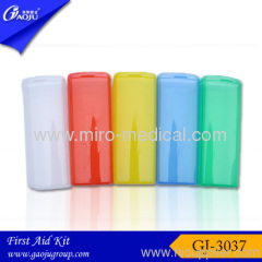 Plastic material small Band-aids box for gifts