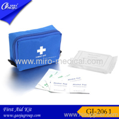 High logo of mini first aid kit