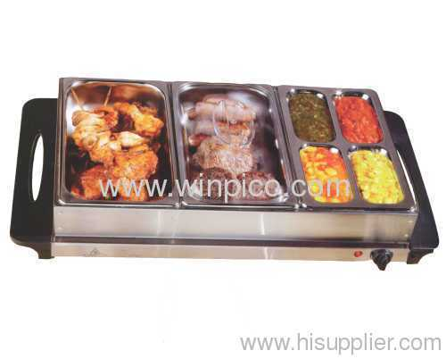 Electric Food Warmers Buffet ~ Sorry this showroom is not available right now