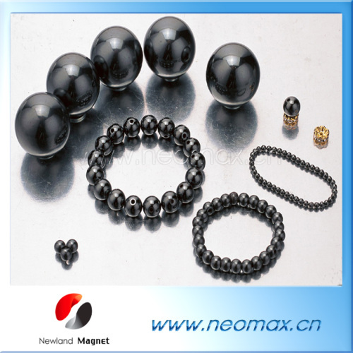 Cylinder Neodymium magnetic jewelry