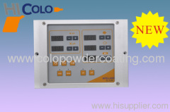 powder coating control unit